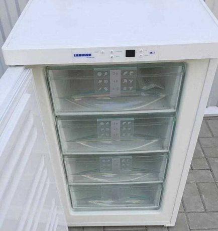Морозильная камера Liebherr без дефектов