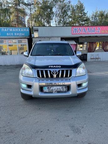 Продам Toyota land cruiser Prado 120