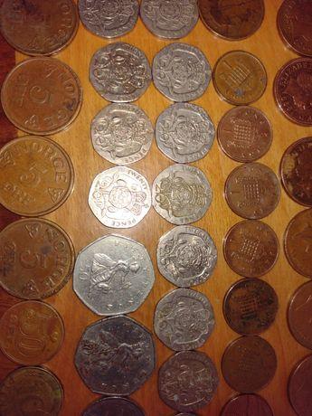 Monezi vechi.   .