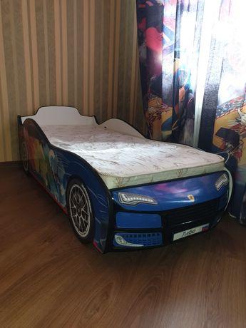 """Продам кровать-машинку из серии """"Турбо"""""""