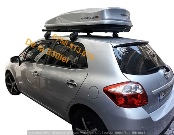 Bare transversale portbagaj TOYOTA Auris Corolla Avensis Prius RAV4
