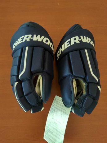 Перчатки хоккейные (краги) SHER-WOOD