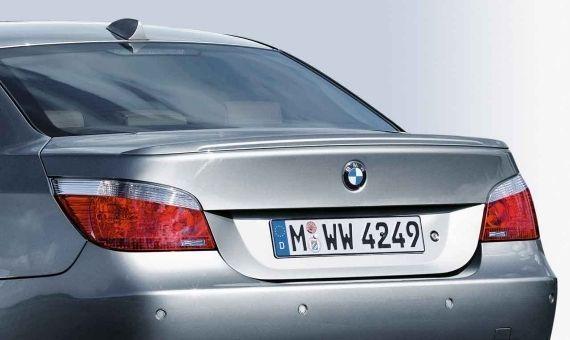 M-tec спойлер за задния капак на BMW 5er 03-10 e60 седан