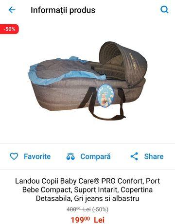 Landou copii Baby Care