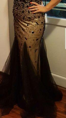 Rochie de nasă,de ocazie ,seara ..party..model unicat..firma Mirutti