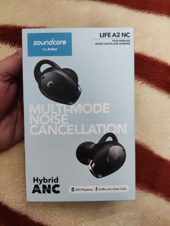 Soundcore by Anker Life A2 NC - noi