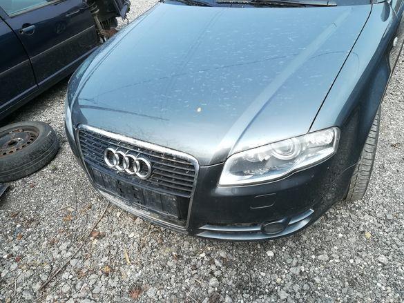 Audi A4 B8 2.7L TDI/Ауди А4 2.7тди 190кс - На части