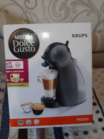 Продам капсульную кофемашину KRUPS KP100B10