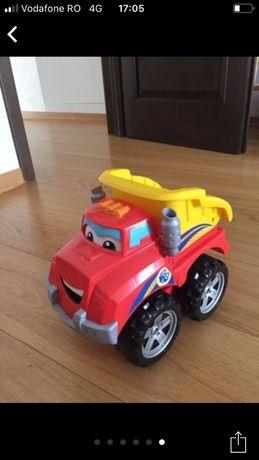 Vând masinii , bascula și mașina pompieri.motocicleta electrica.