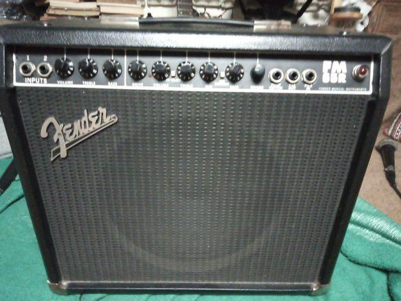 Кубе за китара Fender