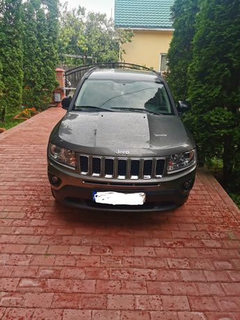 Jeep Compass 2012 4x4