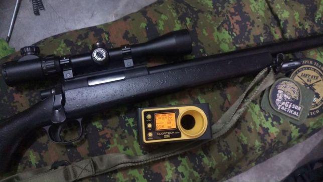 CEA MAI TARE PUSCA Sniper Airsoft Modificat Aer Comprimat AWP 4.5JOULI