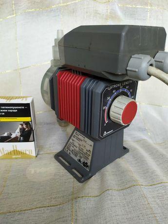 Дозираща -измервателна помпа Iwaki EH-B30 + контролер Iwaki .