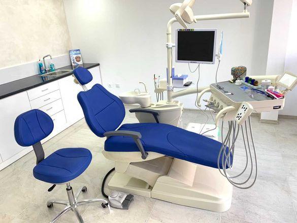 Стоматологична машина FUJI TS-9170.7  с долно окачване + периферия