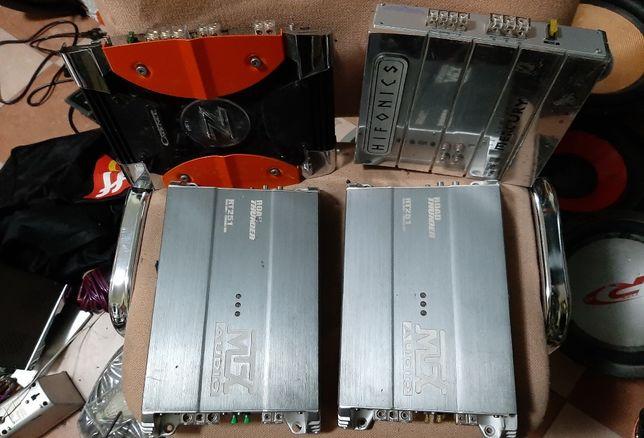 statie amplificare amplificator auto 900w iesire subwoofer filtru hilo