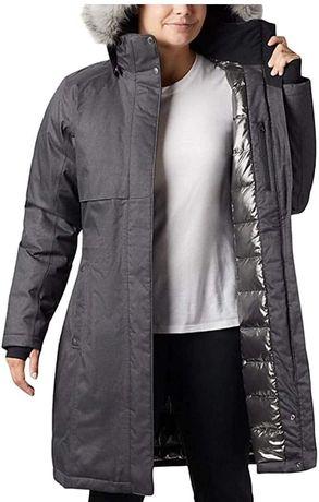Новая зимняя куртка Columbia