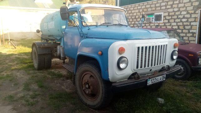 Продам ассенизатор ГАЗ 53А в хорошем состоянии