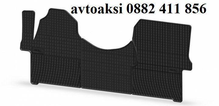Гумени стелки Мерцедес Спринтер и VW Крафтер след 2006г+ гр. Димитровград - image 1