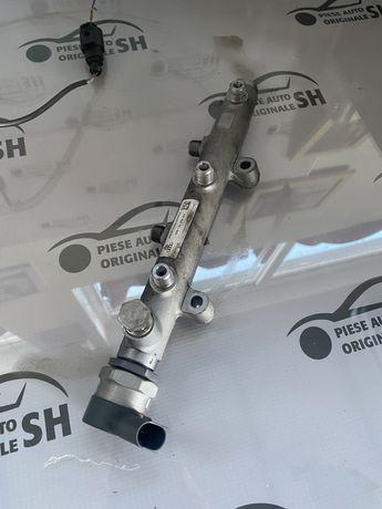Rampa injectoare cu senzor regulator presiune Audi Q7 4L 3,0 TDI CAS