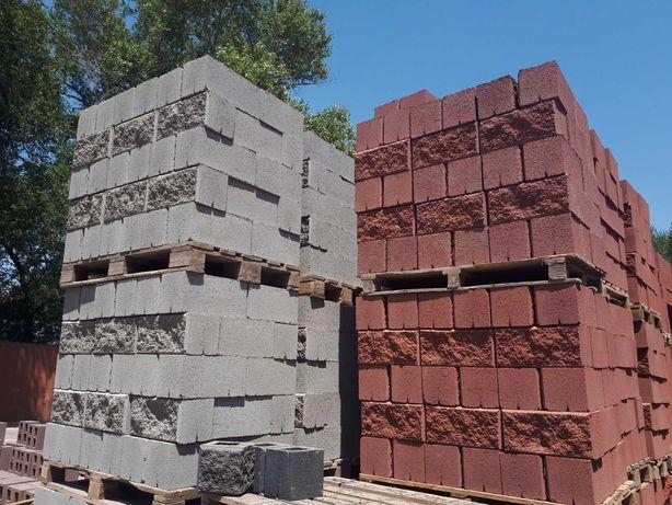 Производим сплитерные блоки, брусчатку. Гарантия качества!
