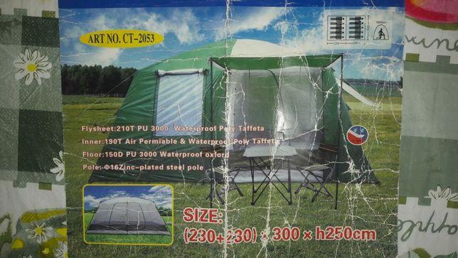 Продам палатку 230 на 230