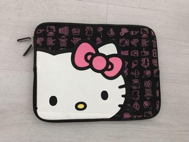 Husa Netbook / tableta Hello Kitty
