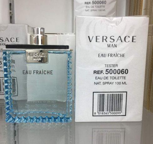 Премиальный Мужской парфюм Versace Man Eau Fraiche 100ml