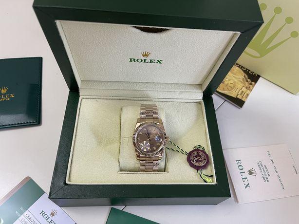 Diamonds Rolex Oyster Perpetual Date Just dama