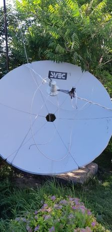 Спутниковая антенна svek