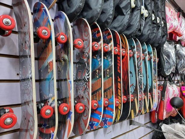 Скейтборды детские и для взрослых. Интернет магазин.