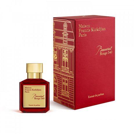 Maison Baccarat Rouge 540 нишевый парфюм
