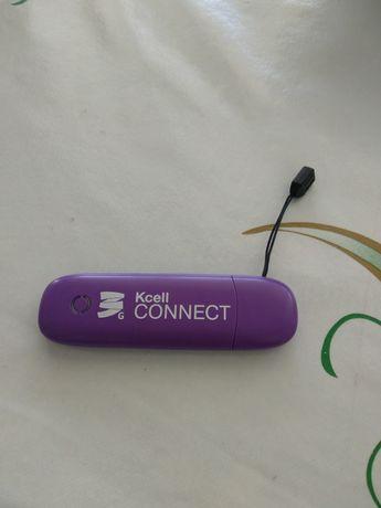 USB модем Kcell CONNECT, наш адрес Сайрам центр