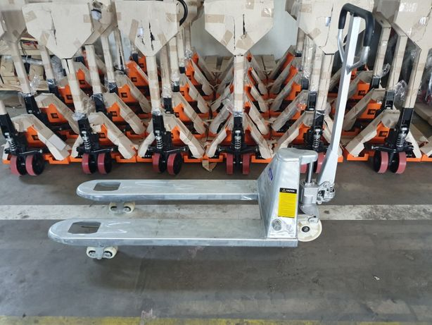 Transpalet Liza Galvanizat 2,5 tone 2500 kg