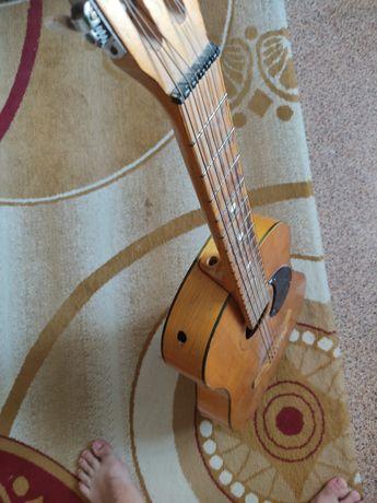 гитара советской акустика