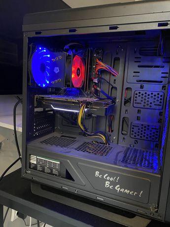 Системник(Intel Core i5 9400f,Nvidia Rtx 2060,16gb озу)