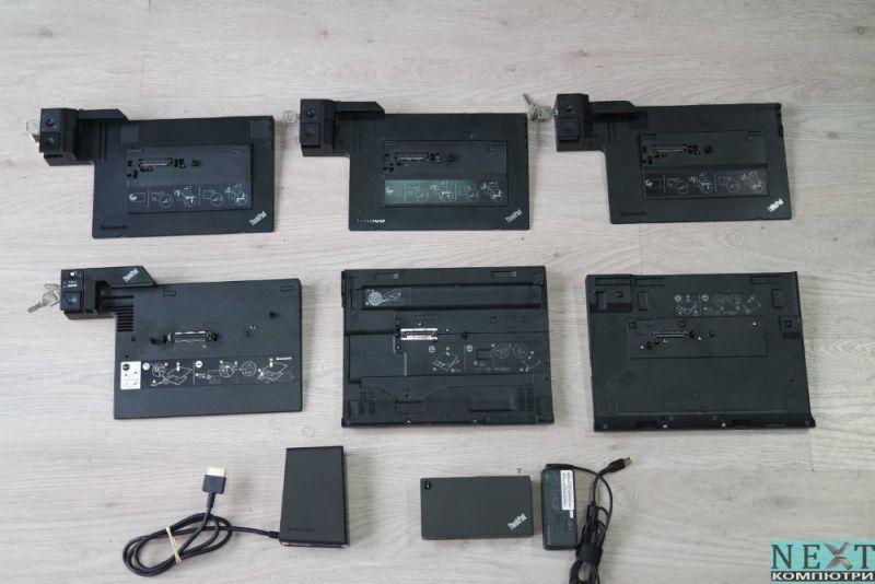 Докинг станции за Lenovo ThinkPad + Гаранция и фактура гр. Бургас - image 1