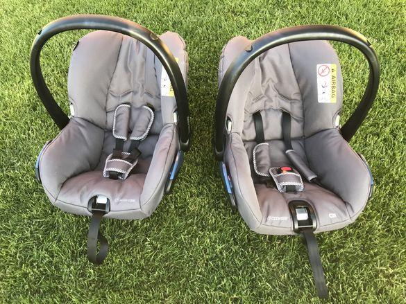 Две столчета за кола Maxi Cosi Citi - 0-13 kg
