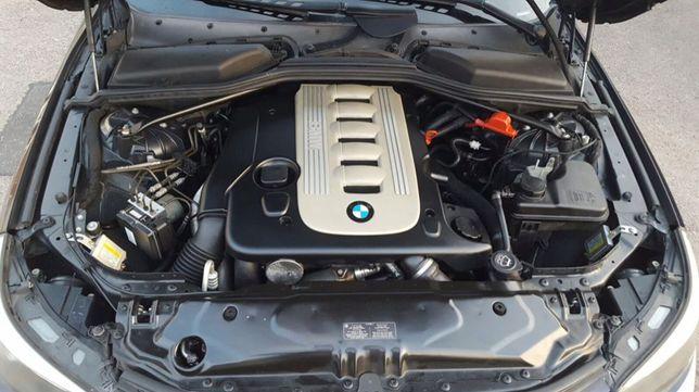 Dezmembrez motor 3.0 diesel BMW E60 E61