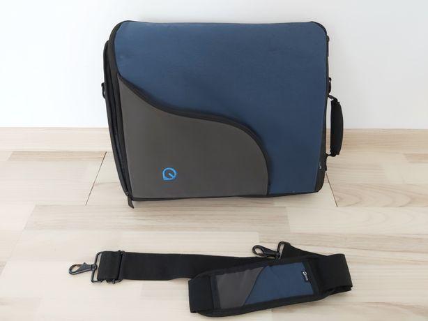 Geanta laptop Qpaq 15.6 solida protejeaza la socuri 43lei.!!