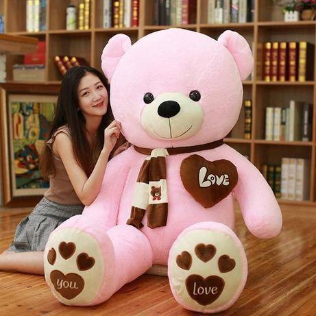 Красивые плюшевые мягкие игрушки мишки подарки сыйлық панда тедди