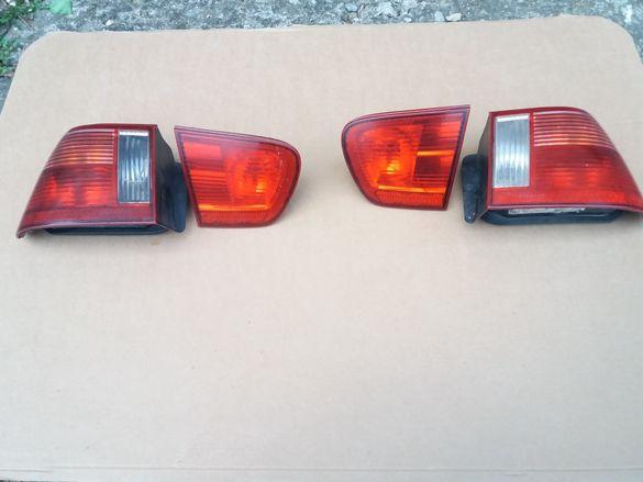 Продавам външни и вътрешни стопове от Seat Ibiza 2000г.