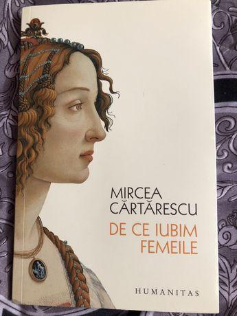 Cartea De ce iubim femeile
