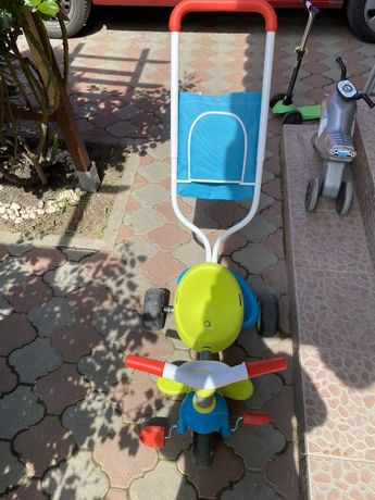 Vand tricicleta Smoby