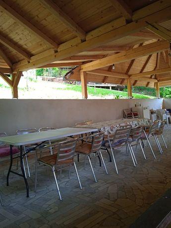 Închiriez cabana la 30 km de Cluj (loc.Mociu) 1000 lei/ weekend