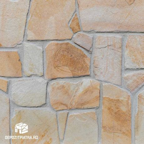 Piatră naturală poligonala