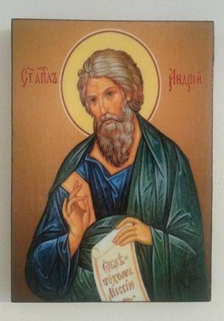 Икона на Свети Андрей Първозвани, различни изображения icona Sv Andrei