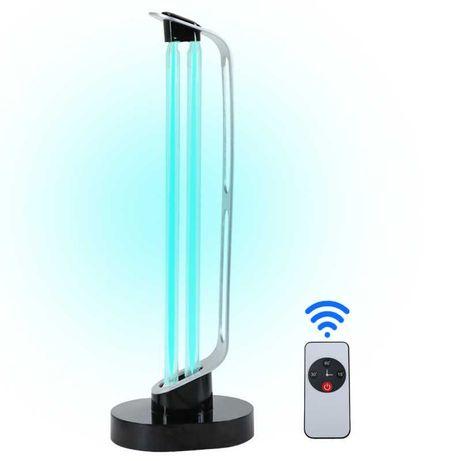 Бактерицидная кварцевая ультрафиолетовая лампа облучатель антибактери