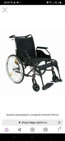 Коляска инвалидный