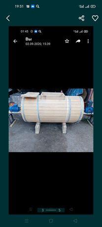 Продам деревянные бочки
