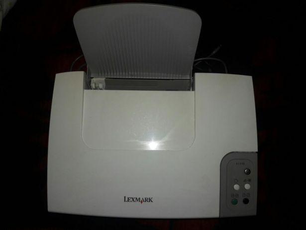 imprimanta lexmark+monitor